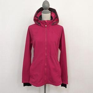 RARE Lululemon Softshell Embark Jacket Berry Pink